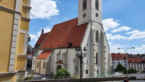 Pozsony Koronázó templom